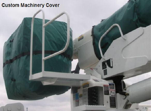 Machinery cover